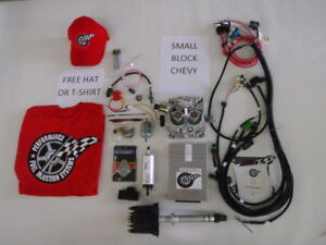 Efi Complete Tbi Fuel Injection Kit For Stock Small Block Chevy 350 5 7l