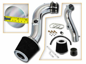 Short Ram Air Intake Kit Black Filter For 01 05 Lexus Is300 Altezza 3 0 L6
