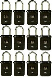 24 Lockboxes Lock Box Realtor Real Estate Key 3 Letter