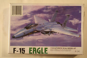 USA McDonnell F 15 C Eagle 1 144 scale LEE kit 02202 Airplane Model $9.95