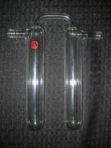 Aldrich Schlenk Air less Reverse flow Bubbler 25ml Per Chamber Gl 14 Threaded