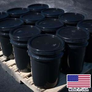 12 Buckets Asphalt Emulsion Sealer 5 Gallon Each 4 800 To 6 000 Sqft Bulk