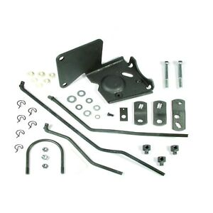 Hurst 3737131 Competition Plus Shifter Installation Kit Fits 69 70 Nova