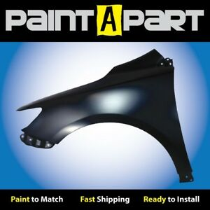 For 2009 2010 2011 2012 2013 Toyota Corolla Left Driver Fender Premium Painted Fits 2010 Toyota Corolla
