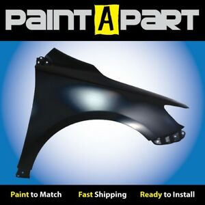 Fits 2009 2010 2011 2012 2013 Toyota Corolla right Fender premium Painted