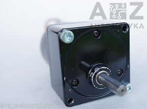 Isel Isert Electronic Two Phase Stepper Motor 41ncm With Gearhead 1 25
