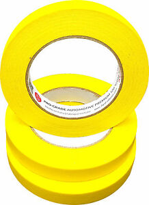 333 2 One Box case Uv Resistant High Temperature Automotive Masking Tape