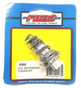 Aed 5580 Holley Carburetor Vacuum Secondary Spring Tuning Kit 4160 Series