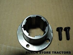 New Belly Mower Pto Pulley Insert Farmall John Deere Allis Chalmer International