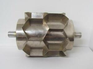 Moline Scrapless Hex Rotary Donut Cutter Cup Size d 2 1 4 2 Cups Wide