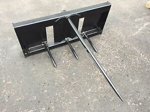 Hay Equipment Bale Spear Quick attach Bale spear New