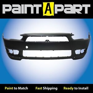For 2008 2009 2010 2011 Mitsubishi Lancer gts Se Front Bumper Premium Painted