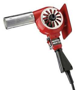 Heat Gun 500 To 750f 14a 23 Cfm Master Industrial Master Appliance Hg 501a