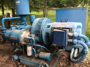 Ingersoll Rand 200 Hp Air Compressors