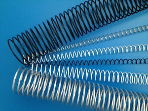 Metal Spiral Coil Binding Supply 7 16 Aluminum For Any Coil Binding Machine