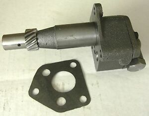 Wwii Jeep Willys Mb Gpw 645631 Engine Oil Pump Gear Drive Melling G503