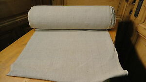 Homespun Linen Hemp Flax Yardage 25 Yards X 25 Plain 5660