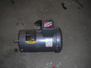 Baldor Standard efficient 2hp Industrial Motor