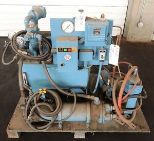 Miller Model Hpu 4 1 5gpm 2780 Psi Hydraulic Power Supply Unit Pump Motor Hps