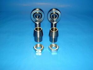 Panhard Bar Rod End Kit 3 4 X 5 8 Bore Chromoly Heim Joints 1 1 2 X 250