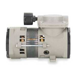 Thomas 107cab18 Compressor vacuum Pump 0 1 Hp 60 Hz 115v
