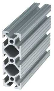 Extrusion t slotted 10s 72 In L 1 In W 80 20 1030 72