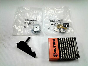 10 Southco Fasteners 62 10 412 50 Lift Turn Compression Latch Free S h