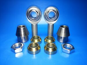 Panhard Bar Economy Kit 3 4 X 3 4 Heim Joints Cone Spacers 1 37 120