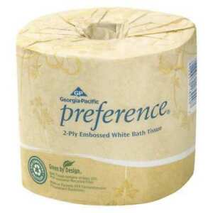 Preference Toilet Paper preference r 2ply pk80 Georgia pacific 18280 01