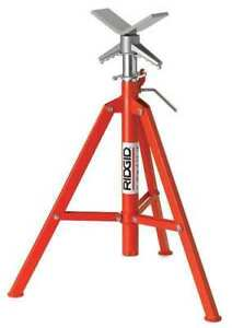 Ridgid 22168 V head Pipe Stand 12 In