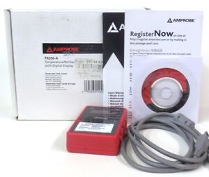 Amprobe Data Logger Temperature And Humidity Tr200 a Nib