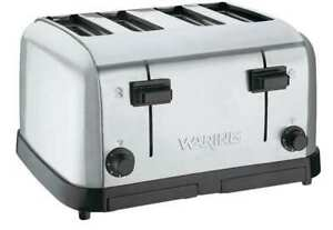 4 slice Medium Duty Toaster Waring Commercial Wct708