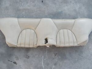 1998 1999 2000 2001 2002 2003 Jaguar Xk8 Rear Seat Bottom Lower Cushion