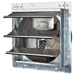 Dayton 1hla2 Exhaust Fan 12 In 115v 1 25hp 1550rpm