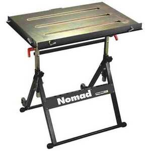 Portable Welding Table 30w 20d cap 350 Buildpro Ts3020