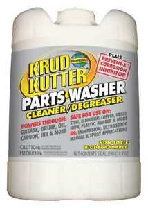 Parts Washer Cleaning Solution 5 Gal Krud Kutter Ec05