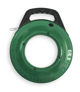 Greenlee Fts438 240 Fish Tape 1 8 In X 240 Ft steel