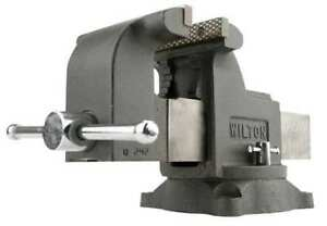 Wilton Ws5 Workshop Vise swivel 5 In Jaw di
