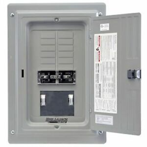 Reliance Controls 100 amp Utility 50 amp Gen Indoor Transfer Panel W Wattmeters