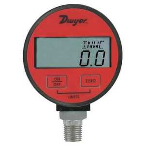 Dwyer Dpga 11 Digital Pressure Gauge 500 Psi