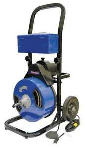 Drain Cleaning Machine 1 3 Hp Westward 22xp38