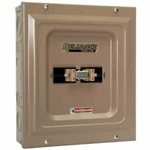 Reliance Controls 60 amp Indoor Transfer Panel