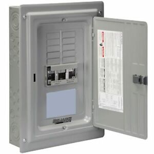 Reliance Controls 60 amp Utility 60 amp gfi Gen Indoor Transfer Panel