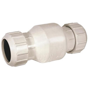 Little Giant Cv se2 2 Heavy Duty Sewage Check Valve