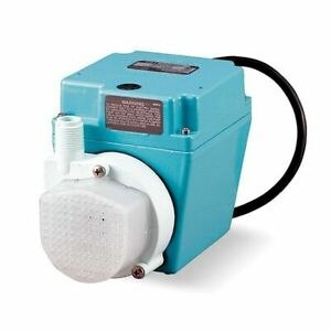 Little Giant 4e 34nr 13 5 Gpm 1 12 Hp Submersible Water Pump