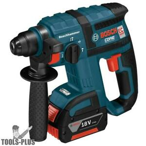 Bosch Rhh181 01 18 Volt Cordless Lith ion 3 4 Sds plus Rotary Hammer New