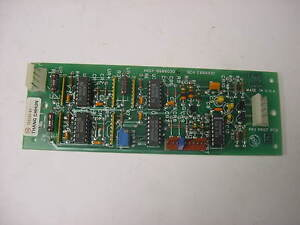 Varian Primary Protect Pcb B686030