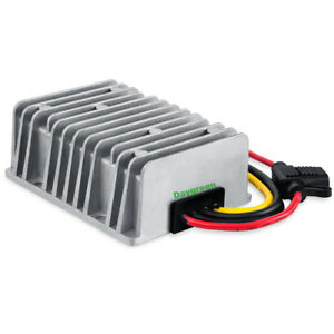 Dc Converter 48v Voltage Regulator To 12v 30a For Golf Cart Fork Trunk Scooter