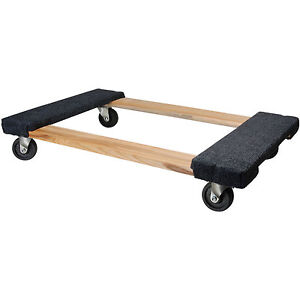 Grip Tools 52030 4 wheel Furniture Dolly