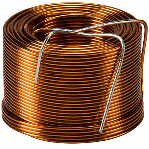 Jantzen 1901 1 2mh 18 Awg Air Core Inductor